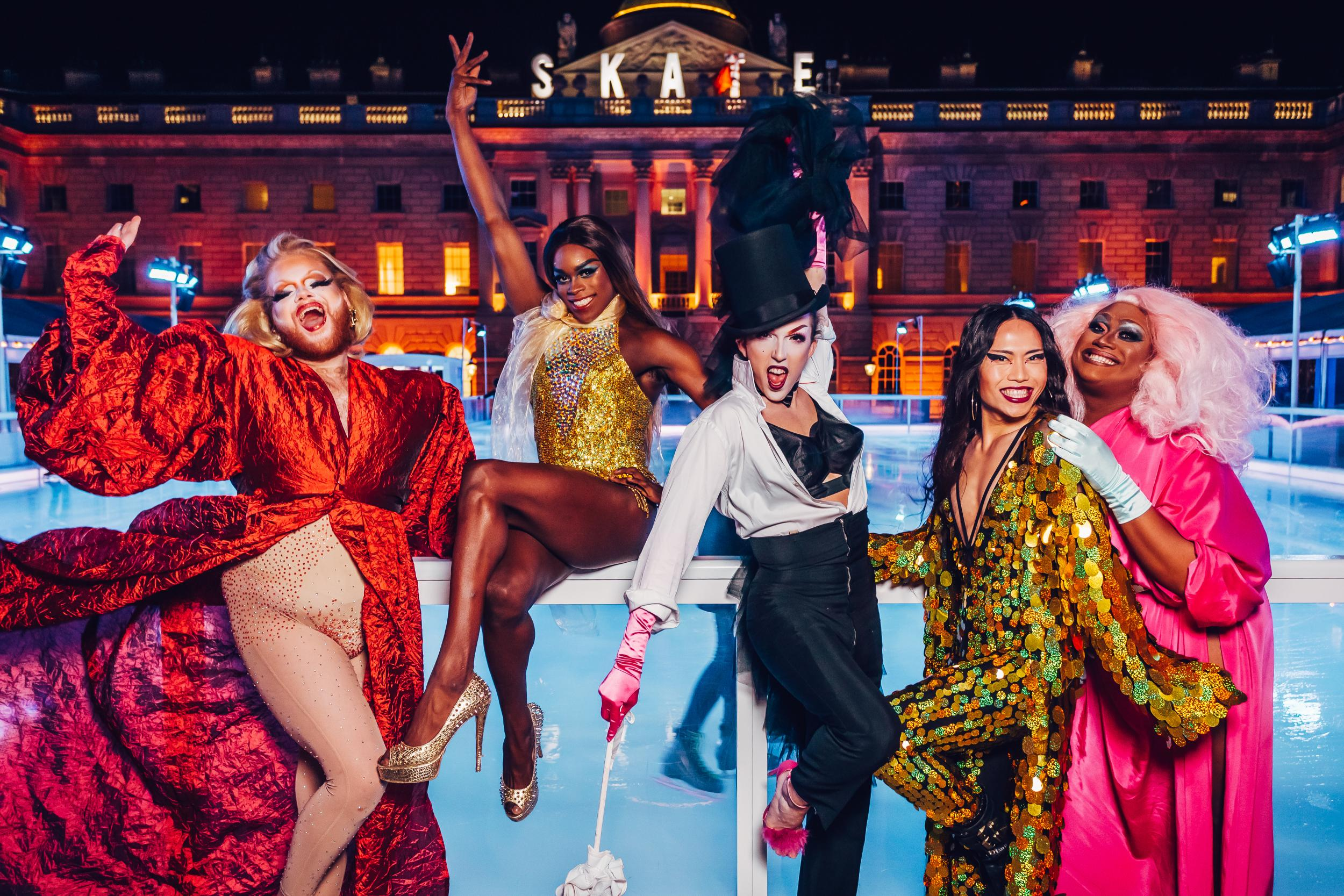 """Featured image for """"NYE at Somerset House with Sink The Pink"""""""