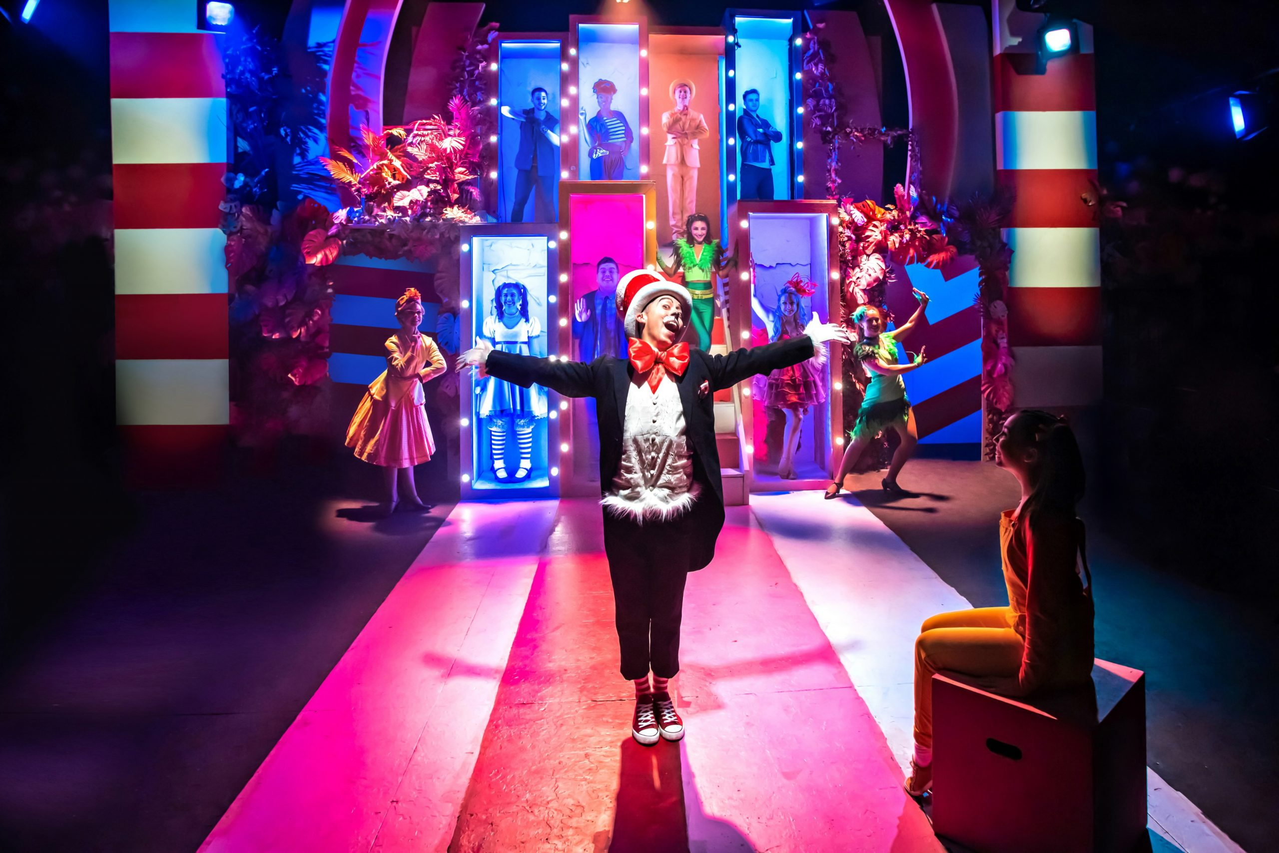 """Featured image for """"Seussical: The Musical – Southwark Playhouse"""""""